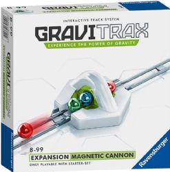גרביטראקס (Gravitrax) תותח מגנטי (Magnetic Cannon) הרחבה - Ravensburger